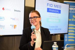 En direct du Fid Med Provence - Marseille organisé par Medinsoft - Fincancement de l'innovation post covid et rencontres des industries culturelles et créatives du Pôle Média